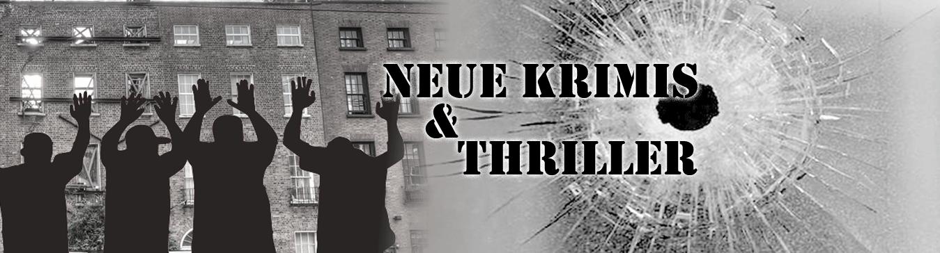 Neue Krimis und Thriller